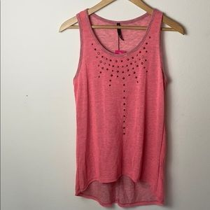 Top Sleeveless Knit Shirt NWT